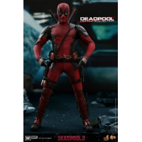 Hot Toys – MMS490 – Deadpool 2 – 1/6th scale Deadpool Collectible Figure