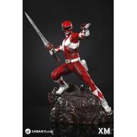 XM Studios Power Ranger - Red Ranger Statue
