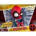 [Pre-Order] Hot Toys - COSB484 - Deadpool - Cosbaby (S) Bobble-Head Series - Chef Deadpool Cosbaby (S) Bobble-Head