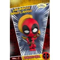 [Pre-Order] Hot Toys - COSB485 - Deadpool - Cosbaby (S) Bobble-Head Series - Lounging Deadpool Cosbaby (S) Bobble-Head