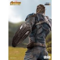 Iron Studios - Captain America BDS Art Scale 1/10 - Avengers: Infinity War