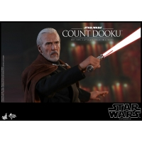 [Pre-Order] Hot Toys - MMS495 - Star War Episode II: Attack of the Clones - 1/6th scale Yoda Collectible Figure