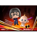 [Pre-Order] Hot Toys - COSB481 - Incredibles 2 - The Incredibles Movbi & Jack-Jack Cosbaby (S) Collectible Set