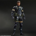 Play Arts Kai - Metal Gear Solid 5 Ground Zeroes - Snake