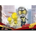 [Pre-Order] Hot Toys - COSB489 - Ant-Man and the Wasp - Cosbaby (S) Bobble-Head - Ant-Man Collectible Set