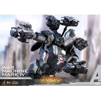 [Pre-Order] Hot Toys  - MMS499D26 - Avengers - Infinity War - 1/6th scale War Machine Mark IV Collectible Figure