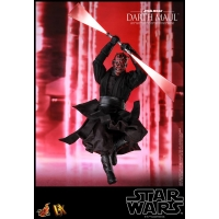 [Pre-Order] Hot Toys - DX17 - Star Wars Episode I - The Phantom Menace - 1/6th scale Darth Maul with Sith Speeder Collectible