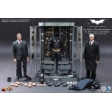 Hot Toys - Batman Armory w/ Bruce Watne & Alfred Pennyworth