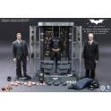 Hot Toys - Batman Armory w/ Bruce Watne & Alfred Pennyworth