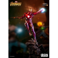 [Pre-Oder] Iron Studio - Star-Lord BDS Art Scale 1/10 - Avengers Infinity War