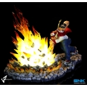 [PO] Kinetiquettes - Battle of the Brothers – Ken Masters / ケン – 1/6 scale diorama statue