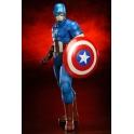 Kotobukiya - ARTFX+ - Captain America MARVEL NOW!