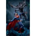 [Pre-Order] SIDESHOW COLLECTIBLES - BATMAN VS SUPERMAN DIORAMA