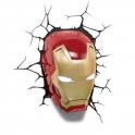 3D Light FX - Iron Man 3 Mask 3D Deco Light