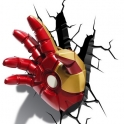 3D Light FX - Iron Man 3 Hand 3D Deco Light