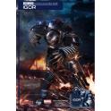 P.I. - Super Alloy - 1/12 - Iron Man 3 - Igor Diecast Figure