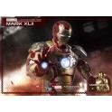 P.I. - Super Alloy - 1/4th - Iron Man - Mark 42 Diecast Figure