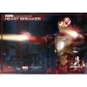 P.I. - Super Alloy - 1/4th - Iron Man 3 - Heartbreaker Diecast Figure