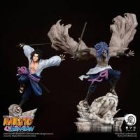 Ryu Studio - Naruto Shippuden - Sasuke Uchiha  Premium Statue