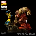 [Pre-Order] Iron Studios - Wolverine vs Juggernaut Battle Diorama