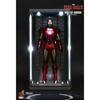 [Pre Order] Hot Toys - DS001A - Iron Man 3- 1/6th scale Hall of Armor Collectible
