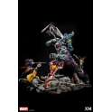 [Pre Order] XM Studios - X-Men Vs Sentinel Diorama Collectibles Statue