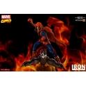 [Pre-Oder] Iron Studios - Superman (Black Suit) Prime Scale 1/3 DC Comics By Ivan Reis.