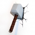 3D Light FX - Thor Hammer 3D Deco Light