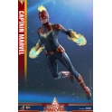 [Pre Order] Hot Toys - MMS522 - 1/6th scale Captain Marvel (Deluxe Version) Collectible Figure
