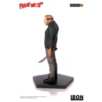 [Pre-Oder] Iron Studios - Jason Deluxe Art Scale 1/10 - Friday the 13th