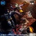 [Pre-Order] Iron Studios - Batman vs Joker Battle Diorama 1/6 - DC Comics by Ivan Reis Series 4