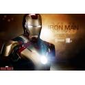 Sideshow - Life-Size Bust - Iron Man Mark 42