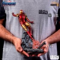 Iron Studios - Iron Man Mark LXXXV BDS Art Scale 1/10 - Avengers: Endgame