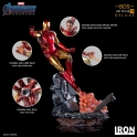 Iron Man Mark LXXXV Deluxe BDS Art Scale 1/10 - Avengers: Endgame