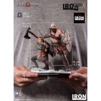 [Pre-Oder] Iron Studios - Iron Man Mark LXXXV Deluxe BDS Art Scale 1/10 - Avengers: Endgame