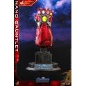 Hot Toys - ACS008 - Avengers: Endgame - 1/4th scale Nano Gauntlet (Movie Promo Edition) Collectible