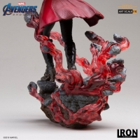Iron Studios - Scarlet Witch BDS Art Scale 1/10 - Avengers: Endgame