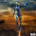 Iron Studios - Pepper Potts in Rescue Suit BDS Art Scale 1/10 - Avengers: Endgame