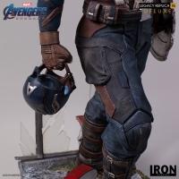 Iron Studios - Captain America Deluxe Legacy Replica 1/4 - Avengers: Endgame