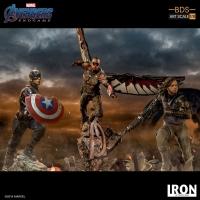 [Pre-Oder] Iron Studios - Captain America Deluxe BDS Art Scale 1/10 - Avengers: Endgame