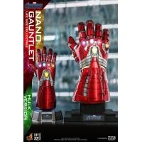 Hot Toys - LMS008 - Avengers: Endgame - Nano Gauntlet Life-Size Collectible (Hulk Version)