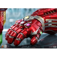 Hot Toys - LMS008 - Avengers: Endgame - Nano Gauntlet Life-Size Collectible (Hulk Version)