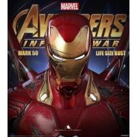 [Pre-Order] Queen Studios - AVENGERS:INFINITY WAR - IRON SPIDER LIFE SIDE BUST