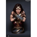 [Pre-Order] Queen Studios -  Wonder Woman Life Side Bust