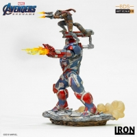 [Pre-Oder] Iron Studios - Black Panther BDS Art Scale 1/10 - Avengers Endgame