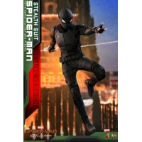 [Pre-Order] Hot Toys - MMS540 - Spider-Man Far From Home - 1/6th scale Spider-Man (Stealth Suit) Collectible Figure