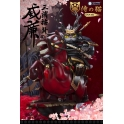 Core Play - Three Kingdom GuanGong on Horse (Color)