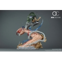 [Pre Order] Oniri Créations - LEVI VS FEMALE TITAN 1/6TH SCALE DIORAMA