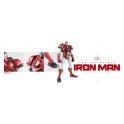 3A - The Invincible Iron Man - Silver Centurion