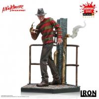 [Pre-Oder] Iron Studios - Freddy Krueger Arts Scale 1/10 - A Nightmare on Elm Street